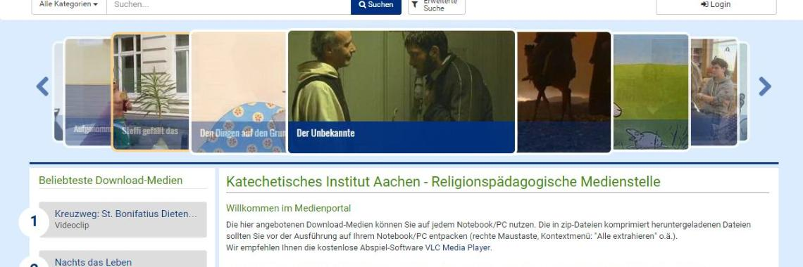 Zum Download-Medienportal